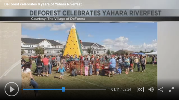 DeForest Celebrates 8 Years of Yahara Riverfest